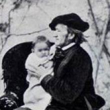 Richard und Eva Wagner