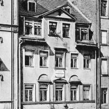 Richard Wagners Geburtshaus