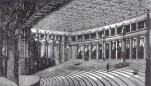Zuschauerraum Festspielhaus Bayreuth