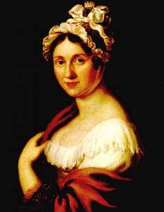 Wagners Mutter, Johanna Rosine Wagner