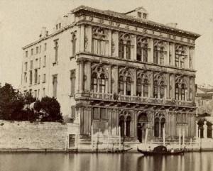 Palazzo Vendramin-Calerghi, Venedig